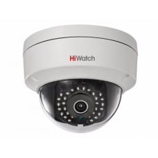 IP камера HiWatch DS-I122 купольная