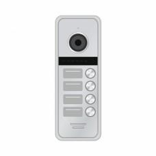Novicam FANTASY 4 HD SILVER вызывная панель для видеодомофона