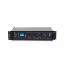 PASystem LEV-500DC трансляционный микшер-усилитель