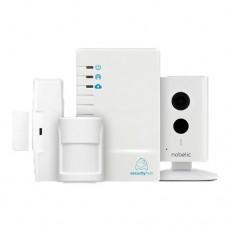 Security Hub с видеокамерой - стартовый комплект беспроводной GSM сигнализации с Wi-Fi видеокамерой