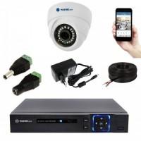 Комплект видеонаблюдения внутренний MT-5.0AHD-LD1 (3,6мм)