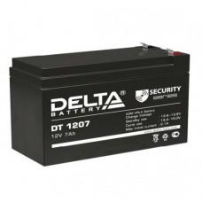 Аккумуляторная батарея Delta DT1207