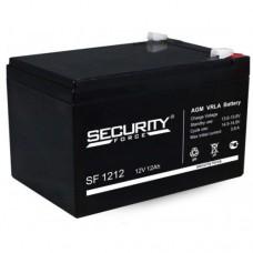 Аккумуляторная батарея Security Force SF1212