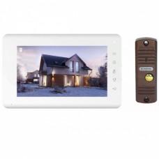 Tantos Mia Kit комплект видеодомофона с вызывной панелью