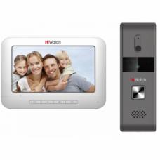 HiWatch DS-D100KF комплект видеодомофона с памятью до 200 снимков