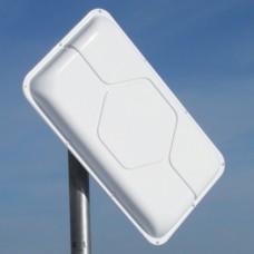AGATA F (75 Ом) - широкополосная панельная антенна 2G/3G/4G/WIFI (14-17dBi)