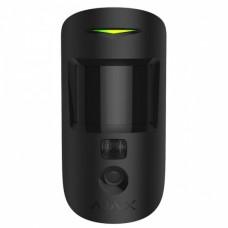 Ajax MotionCam (black) датчик движения с фотокамерой для подтверждения тревог